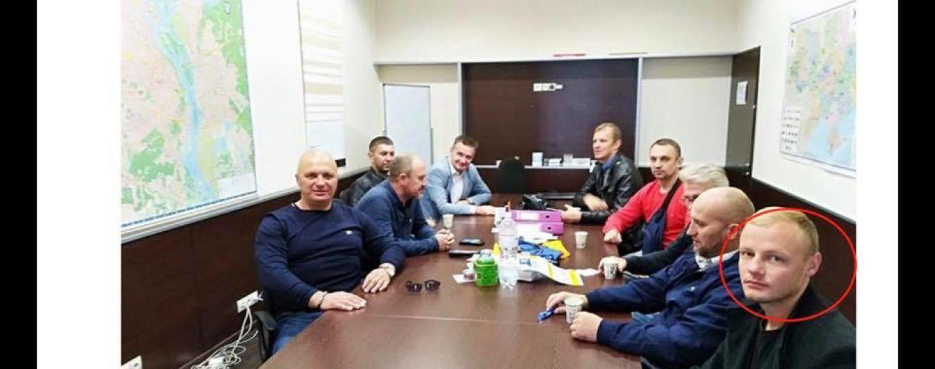 Партія Саакашвілі заперечує зв'язок із затриманим у метро чоловіком з вибухівкою