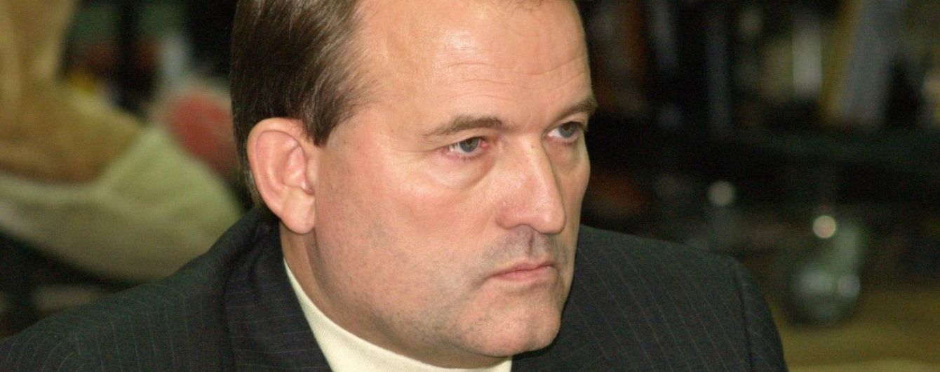 """""""И на Медведчука бывает проруха"""". Нардеп рассказал, что украденное с мойки авто принадлежит куму Путина"""