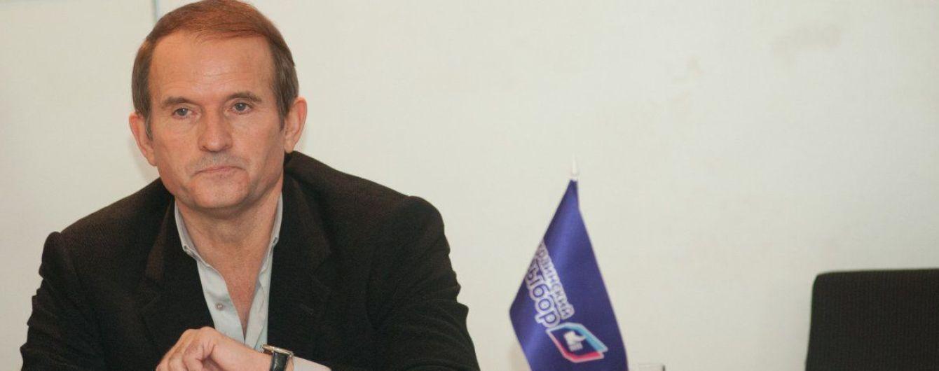 """Адвокат Медведчука обрушился с оскорблениями на Гройсмана и СМИ и грозится запретить фильм """"Стус"""""""