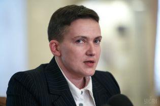 """Боевики """"ЛНР"""" предложили предоставить Савченко """"политическое убежище"""""""