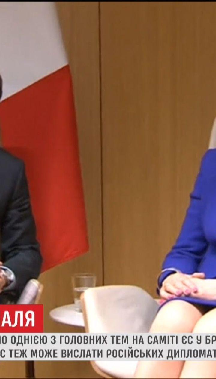 Президент Литви заявила, що Вільнюс теж може вислати російських дипломатів