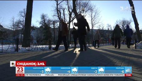 Аномально холодная весна негативно влияет на здоровье и настроение украинцев