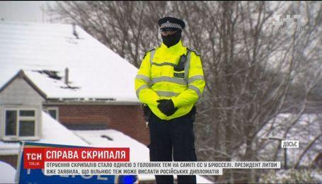 Отравление Скрипаля: 5 стран готовы выслать российских дипломатов