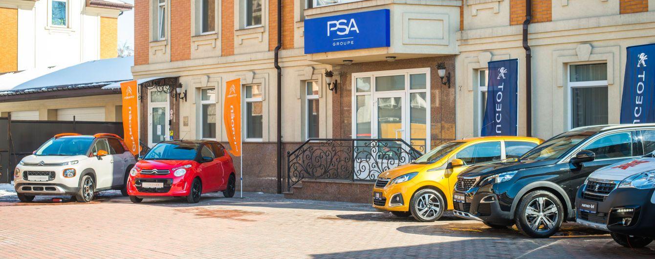 """Peugeot-Citroen планируют бороться с """"еврономерами"""" новыми моделями"""