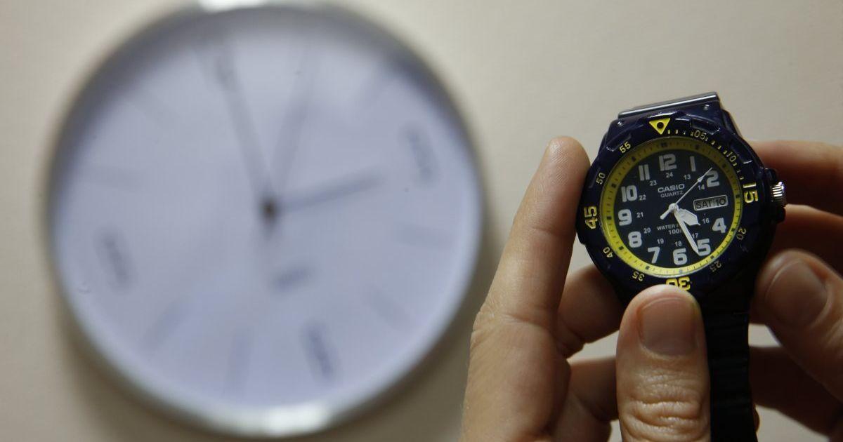 Рада зробила перший крок до скасування сезонного переведення годинників