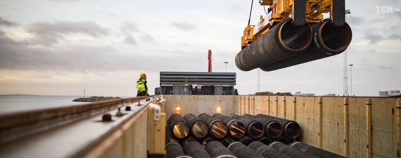 """Еще одна европейская страна одобрила строительство """"Северного потока-2"""""""