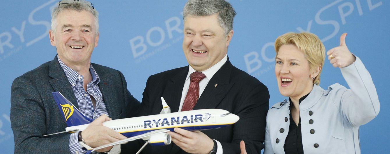 Усе про рейси Ryanair: куди, коли та за скільки можна буде полетіти