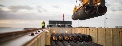 """Європарламент закликав скасувати будівництво """"Північного потоку-2"""""""