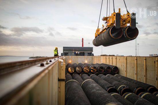 """Німецькі компанії готові відмовитись від """"Північного потоку-2"""" у разі введення санкцій США"""