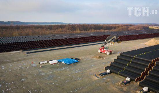 """США підготували санкції проти проекту """"Північний потік -2"""""""