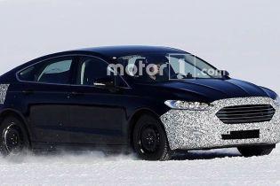 Ford Mondeo вскоре получит ряд обновлений