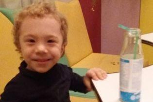 4-летний Марк может получить полноценное будущее благодаря вашей помощи