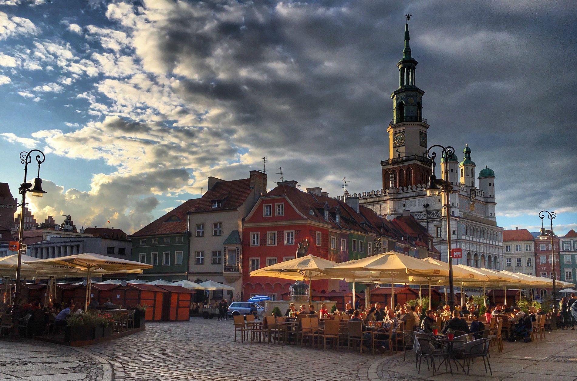 Познань, Польща