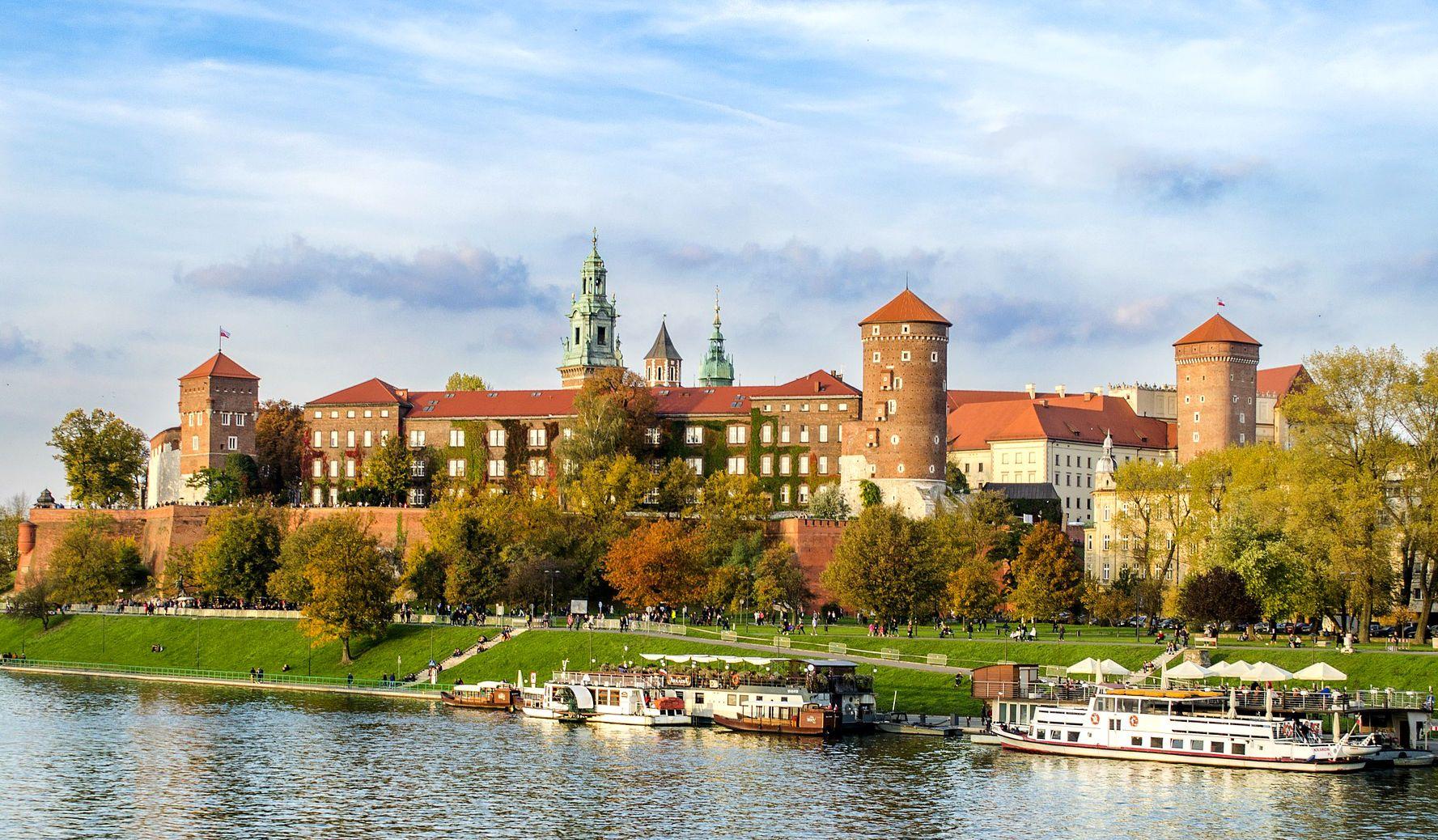 Краків, Польща