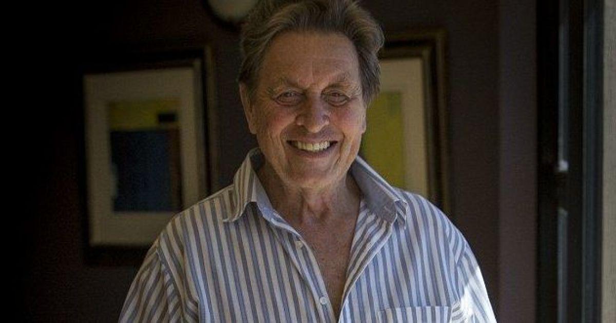 72-летний Эррол Маск - отец Илона Маска.