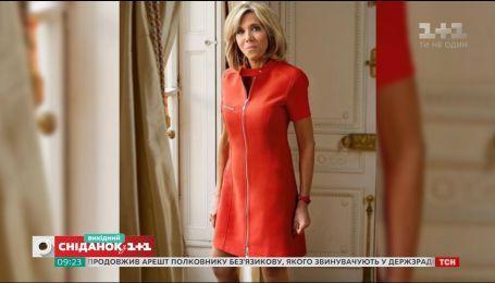 Секрети догляду першої леді Франції Бріджит Макрон