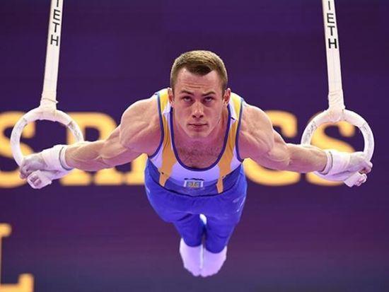 Українські гімнасти виграли три медалі на Кубку світу