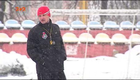 Тренерская философия нового тренера ФК Хмельницкий Александра Алиева