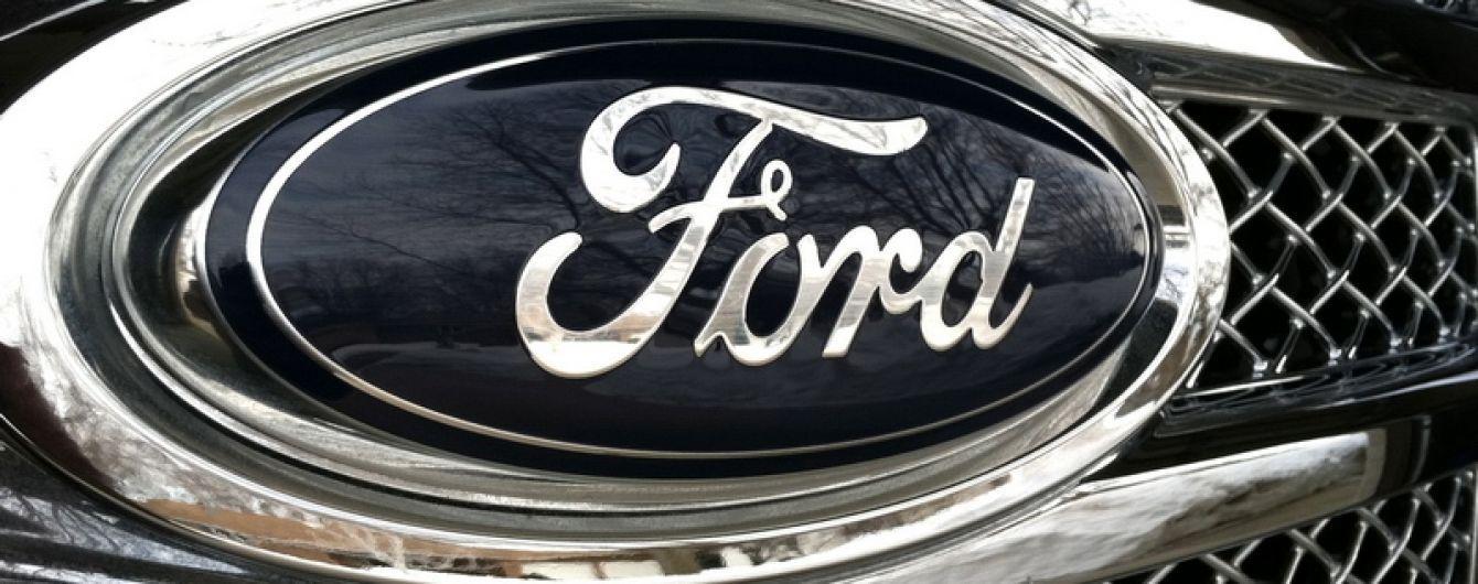 Ford учит свои автомобили определять свободные места на парковках