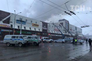 В РФ опознаны тела 25 погибших при пожаре в кемеровском ТЦ