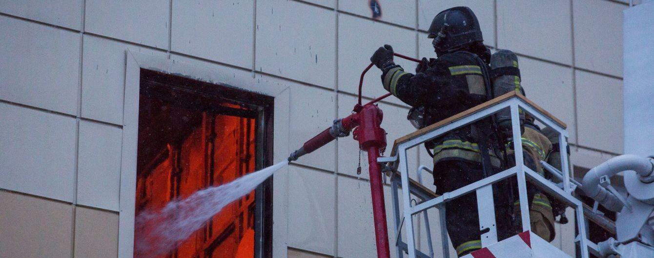В России официально подтвердили выводы экспертов о причинах пожара в ТРЦ в Кемерове