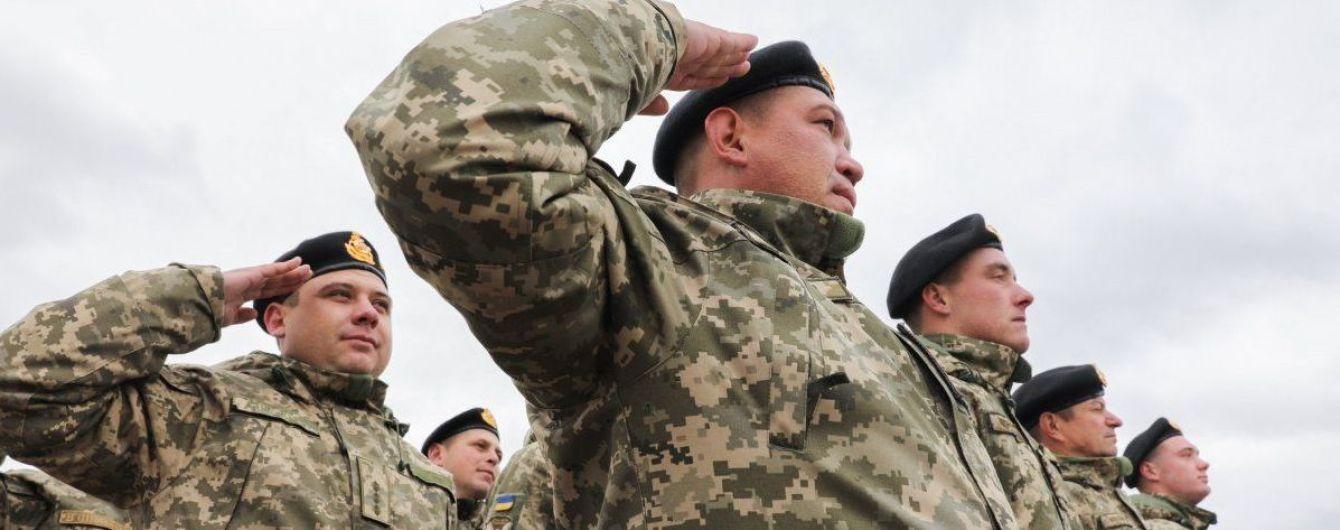 Українські військові готуються до ймовірного загострення на Донбасі в наступному місяці