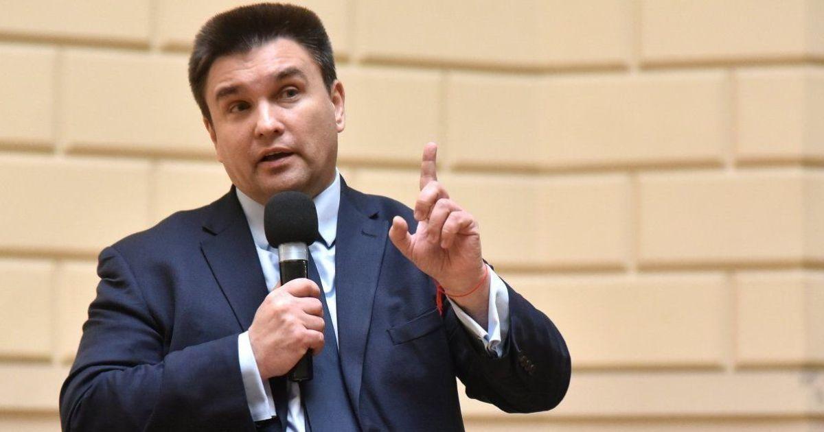 Час каденції Зеленського може стати вирішальним для євроінтеграції – Клімкін