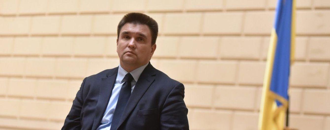 Клімкін спрогнозував плани Путіна щодо України на 2020 рік