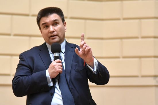 Клімкін переконаний, що РФ отримає кілька пакетів серйозних санкцій за агресію в Азовському морі