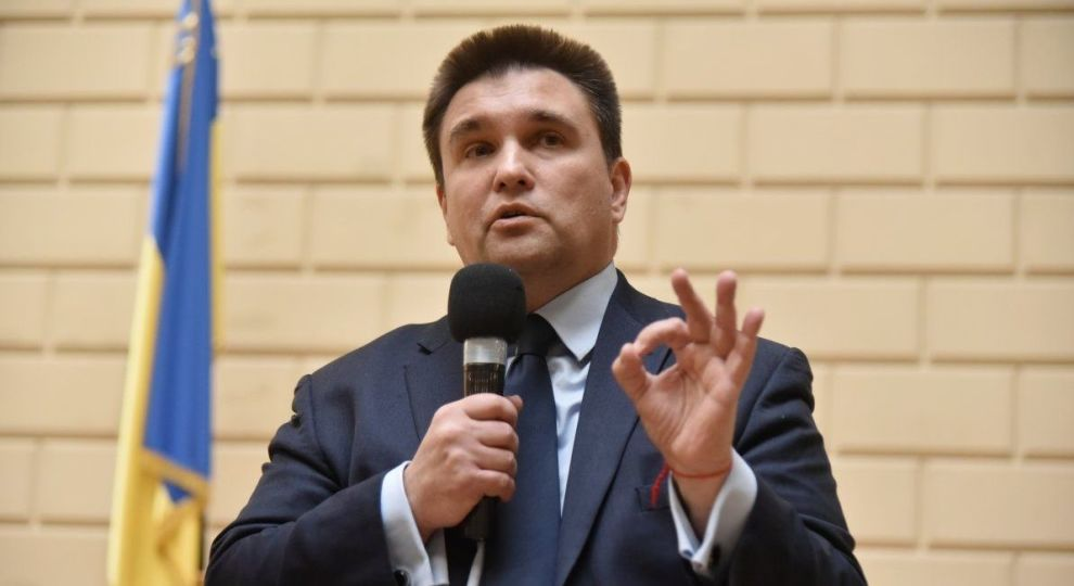 """Клімкін привітав главу МЗС Австрії з весіллям, попри """"покровительство"""" Путіна"""