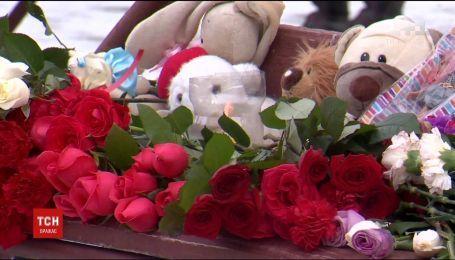 У Кемерові оголосили триденну жалобу через пожежу в ТРЦ