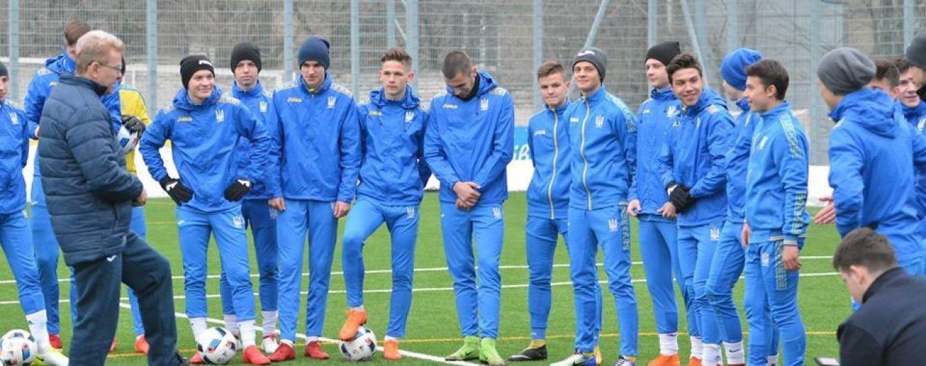 """Юношеская сборная Украины """"горела"""" 0:2, но вырвала ничью в Исландии"""