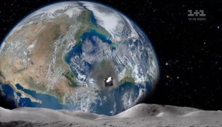 В Украине распродают участки на Луне