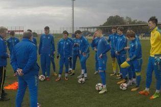 Юнацька збірна України не зуміла здолати відвертого аутсайдера групи у відбірковому матчі на Євро-2018
