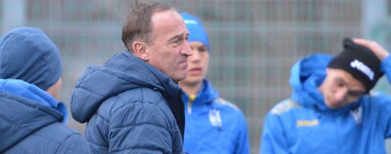 Сборная Украины уступила Норвегии во втором матче квалификации на Евро-2019