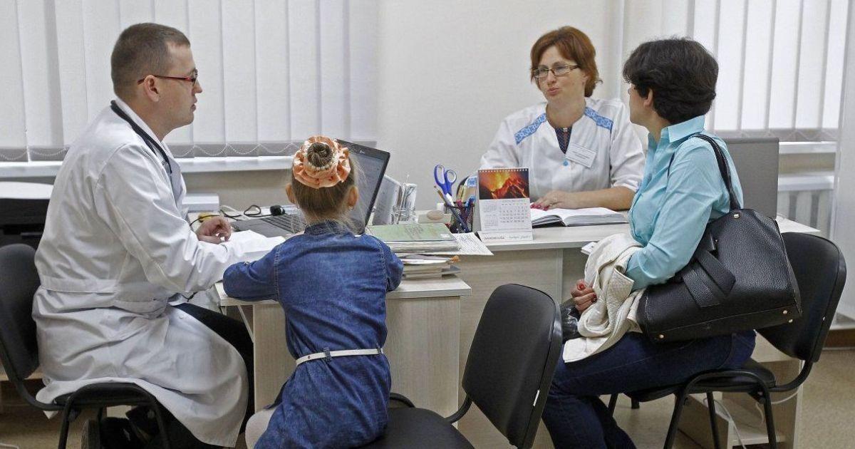 У квітні стартує перший етап медреформи: необхідно підписати декларацію зі своїм лікарем