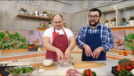 Рецепт мяса от Юрия Ткача