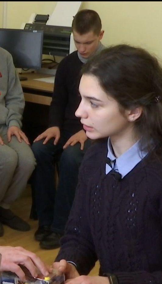 Українська школярка представить унікальний пристрій на Міжнародній олімпіаді геніїв
