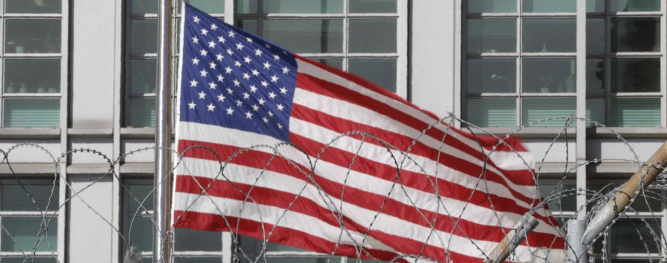 Спецслужби запідозрили працівницю посольства США в РФ в шпигунстві