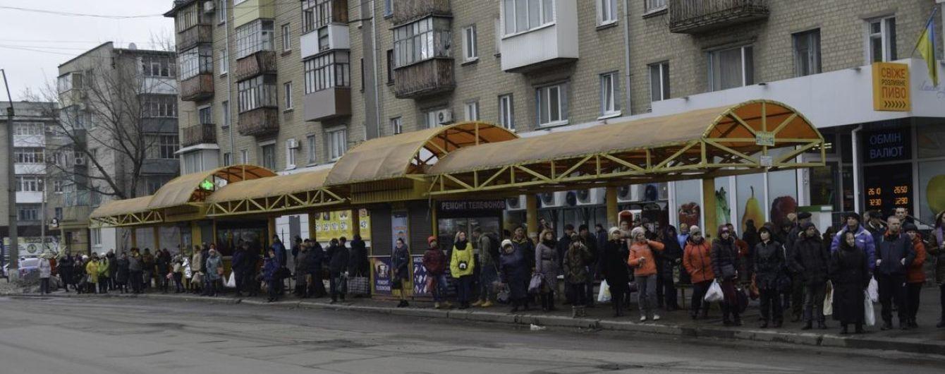 Транспортний колапс у Кременчуку: обленерго залишило без електропостачання міські тролейбуси