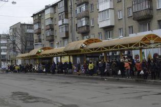 Транспортный коллапс в Кременчуге: облэнерго оставило без электроснабжения городские троллейбусы