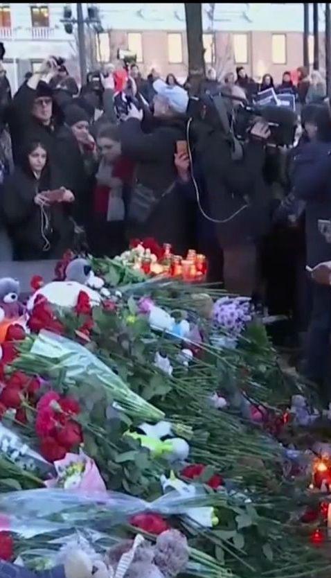 Российское МЧС объявило окончательную статистику жертв пожара в Кемерово