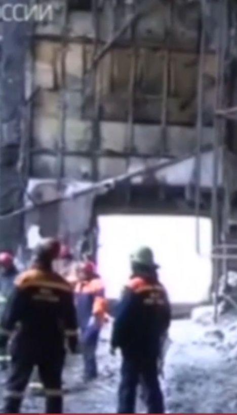 Збільшилась кількість постраждалих у Кемерові