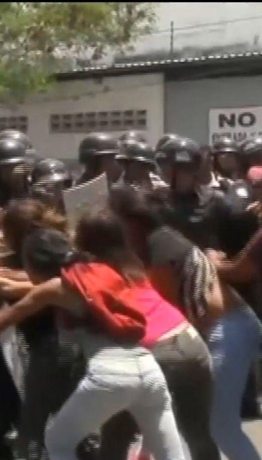 У Венесуелі у центрі утримання ув'язнених спалахнув масштабний бунт