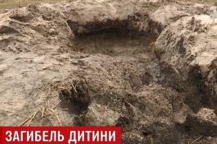 На Львівщині 10-річний хлопчик загинув у саморобному тунелі