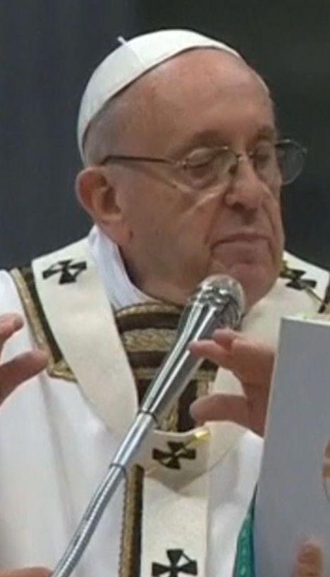 Ада не существует. В Ватикане разгорелся скандал после интервью Папы Римского