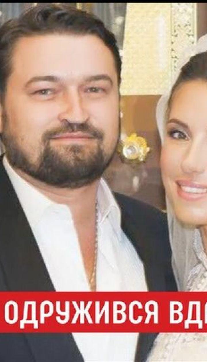 Старший сын третьего президента Ющенко второй раз женился