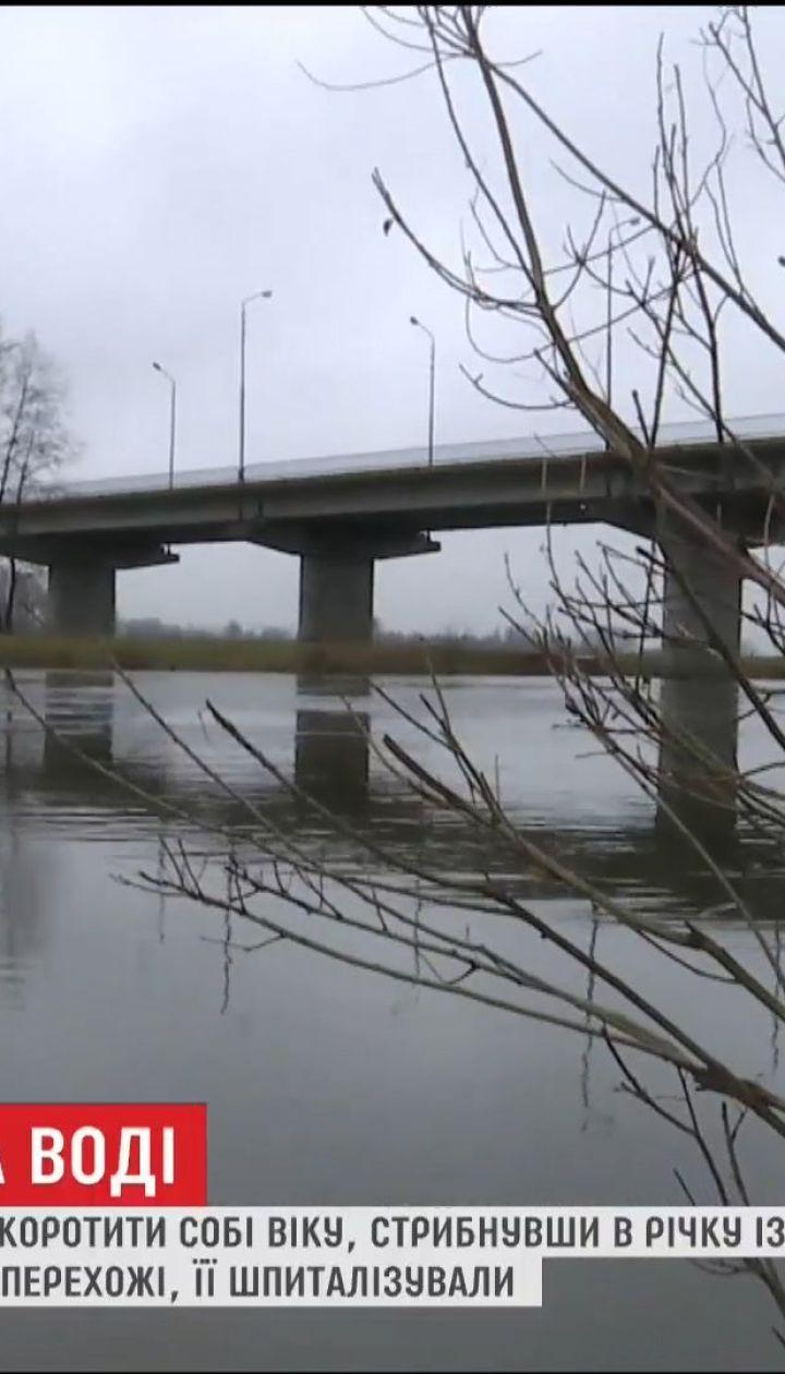 На Рівненщині вчителька початкових класів кинулася з мосту