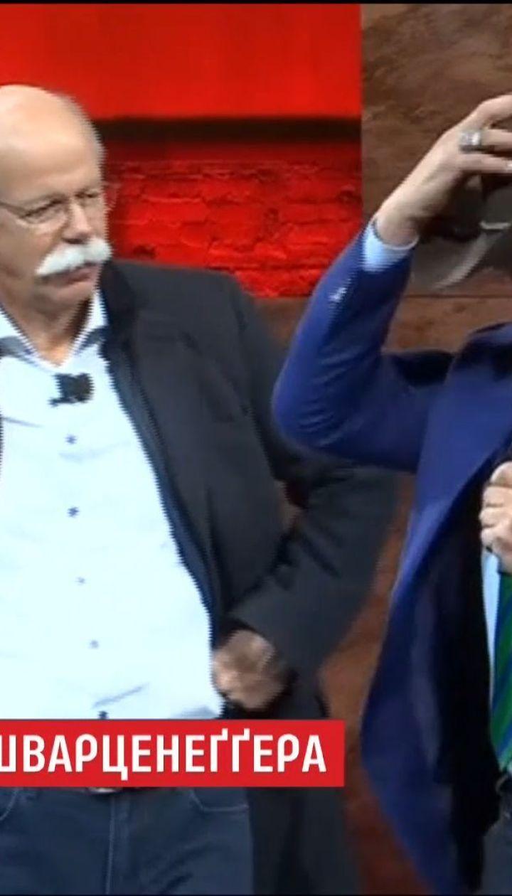 """""""Я вернулся"""": Арнольд Шварценеггер после наркоза сказал знаменитую фразу"""
