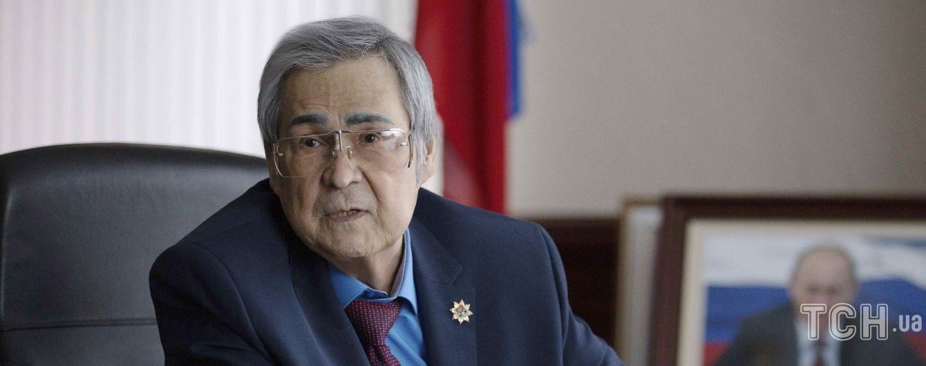 Уволенный экс-губернатор Кузбасса после трагедии в Кемерово возглавил областной парламент